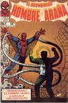 Cover for El Asombroso Hombre Araña (Novedades, 1980 series) #2
