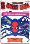 Cover for El Asombroso Hombre Araña (Novedades, 1980 series) #25