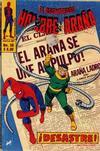 Cover for El Asombroso Hombre Araña (Novedades, 1980 series) #50