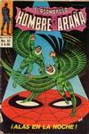 Cover for El Asombroso Hombre Araña (Novedades, 1980 series) #57