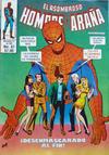 Cover for El Asombroso Hombre Araña (Novedades, 1980 series) #81