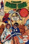Cover for El Asombroso Hombre Araña (Novedades, 1980 series) #127