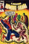 Cover for El Asombroso Hombre Araña (Novedades, 1980 series) #212