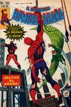 Cover for El Asombroso Hombre Araña (Novedades, 1980 series) #220