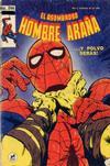Cover for El Asombroso Hombre Araña (Novedades, 1980 series) #244