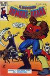 Cover for El Asombroso Hombre Araña (Novedades, 1980 series) #267