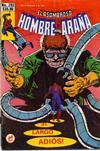 Cover for El Asombroso Hombre Araña (Novedades, 1980 series) #293