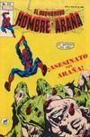 Cover for El Asombroso Hombre Araña (Novedades, 1980 series) #312