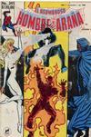 Cover for El Asombroso Hombre Araña (Novedades, 1980 series) #341