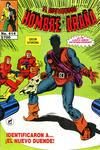 Cover for El Asombroso Hombre Araña (Novedades, 1980 series) #414