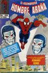Cover for El Asombroso Hombre Araña (Novedades, 1980 series) #484