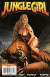 Cover for Jungle Girl (Dynamite Entertainment, 2007 series) #4