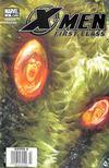 Cover for X-Men: First Class (Marvel, 2007 series) #8 [Newsstand]