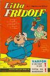 Cover for Lilla Fridolf (Åhlén & Åkerlunds, 1960 series) #1/1960