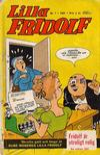 Cover for Lilla Fridolf (Åhlén & Åkerlunds, 1960 series) #7/1960