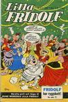 Cover for Lilla Fridolf (Åhlén & Åkerlunds, 1960 series) #2/1961