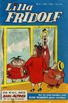 Cover for Lilla Fridolf (Åhlén & Åkerlunds, 1960 series) #9/1961