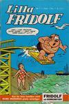 Cover for Lilla Fridolf (Åhlén & Åkerlunds, 1960 series) #7/1962