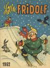 Cover for Lilla Fridolf [julalbum] (Åhlén & Åkerlunds, 1958 series) #1962