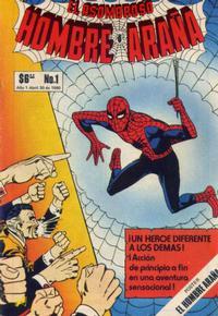 Cover Thumbnail for El Asombroso Hombre Araña (Novedades, 1980 series) #1