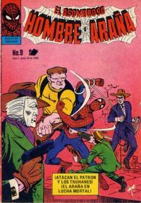 Cover Thumbnail for El Asombroso Hombre Araña (Novedades, 1980 series) #9
