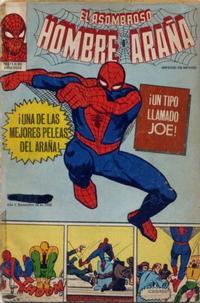 Cover Thumbnail for El Asombroso Hombre Araña (Novedades, 1980 series) #31