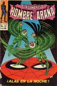 Cover Thumbnail for El Asombroso Hombre Araña (Novedades, 1980 series) #57