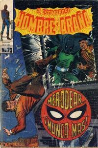 Cover Thumbnail for El Asombroso Hombre Araña (Novedades, 1980 series) #73