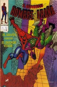 Cover Thumbnail for El Asombroso Hombre Araña (Novedades, 1980 series) #91