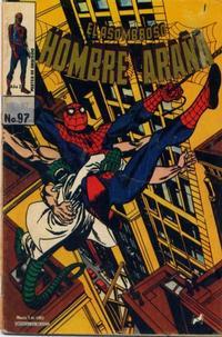 Cover Thumbnail for El Asombroso Hombre Araña (Novedades, 1980 series) #97