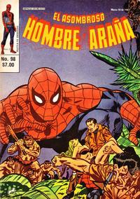 Cover Thumbnail for El Asombroso Hombre Araña (Novedades, 1980 series) #98