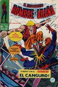 Cover Thumbnail for El Asombroso Hombre Araña (Novedades, 1980 series) #122