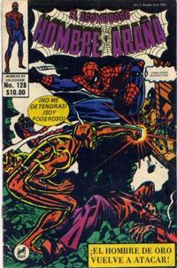 Cover Thumbnail for El Asombroso Hombre Araña (Novedades, 1980 series) #128