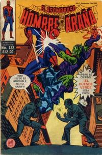 Cover Thumbnail for El Asombroso Hombre Araña (Novedades, 1980 series) #132