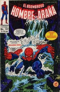 Cover Thumbnail for El Asombroso Hombre Araña (Novedades, 1980 series) #147