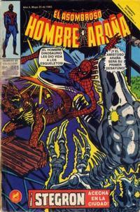 Cover Thumbnail for El Asombroso Hombre Araña (Novedades, 1980 series) #161