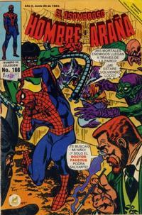 Cover Thumbnail for El Asombroso Hombre Araña (Novedades, 1980 series) #166
