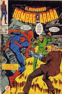 Cover Thumbnail for El Asombroso Hombre Araña (Novedades, 1980 series) #188