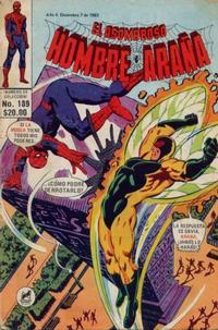Cover Thumbnail for El Asombroso Hombre Araña (Novedades, 1980 series) #189