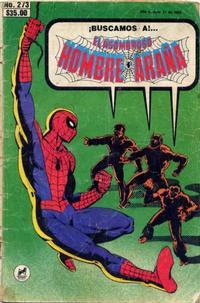 Cover Thumbnail for El Asombroso Hombre Araña (Novedades, 1980 series) #273