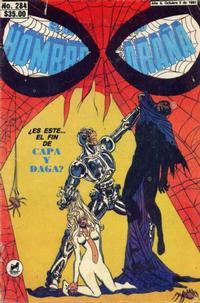 Cover Thumbnail for El Asombroso Hombre Araña (Novedades, 1980 series) #284