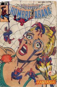 Cover Thumbnail for El Asombroso Hombre Araña (Novedades, 1980 series) #288