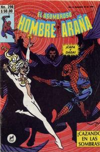 Cover Thumbnail for El Asombroso Hombre Araña (Novedades, 1980 series) #296