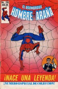 Cover Thumbnail for El Asombroso Hombre Araña (Novedades, 1980 series) #299