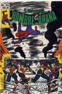 Cover Thumbnail for El Asombroso Hombre Araña (Novedades, 1980 series) #304