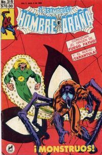 Cover Thumbnail for El Asombroso Hombre Araña (Novedades, 1980 series) #319