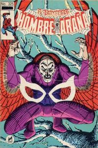 Cover Thumbnail for El Asombroso Hombre Araña (Novedades, 1980 series) #325