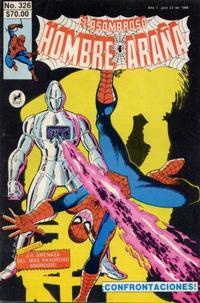 Cover for El Asombroso Hombre Araña (Novedades, 1980 series) #326