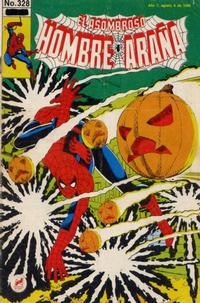 Cover Thumbnail for El Asombroso Hombre Araña (Novedades, 1980 series) #328