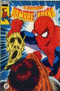 Cover Thumbnail for El Asombroso Hombre Araña (Novedades, 1980 series) #329